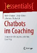 Cover-Bild zu Chatbots im Coaching (eBook) von Moskaliuk, Johannes