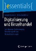 Cover-Bild zu Digitalisierung und Einzelhandel (eBook) von Deckert, Ronald
