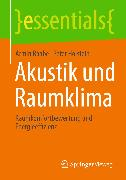 Cover-Bild zu Akustik und Raumklima (eBook) von Raabe, Armin