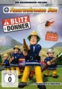 Cover-Bild zu Feuerwehrmann Sam - Blitz und Donner von Lyons, Robin