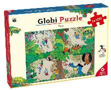 Cover-Bild zu Globi Puzzle Zoo