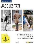 Cover-Bild zu Jacques Tati von Tati, Jacques