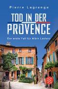 Cover-Bild zu Tod in der Provence von Lagrange, Pierre