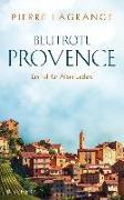 Cover-Bild zu Blutrote Provence (eBook) von Lagrange, Pierre