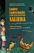 Cover-Bild zu Lauter Lauterbachs und die geheimnisvolle Saliera von Partsch, Susanna