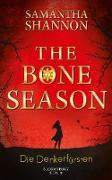 Cover-Bild zu The Bone Season - Die Denkerfürsten (eBook) von Shannon, Samantha