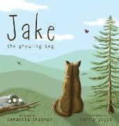 Cover-Bild zu Jake the Growling Dog von Shannon, Samantha