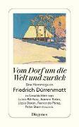 Cover-Bild zu Vom Dorf um die Welt und zurück von Lubrich, Oliver