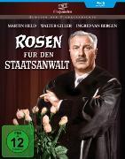 Cover-Bild zu Rosen für den Staatsanwalt von Martin Held (Schausp.)