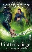 Cover-Bild zu Die Festung der Titanen (eBook) von Schwartz, Richard