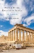Cover-Bild zu Postwar Higher Education in America (eBook) von Schwartz, Richard B.
