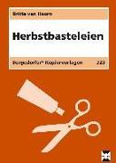 Cover-Bild zu Herbstbasteleien von Hoorn, Britta van