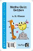 Cover-Bild zu Mathe-Quiz: Größen von Eggert, Jens