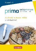 Cover-Bild zu Prima ankommen, Im Fachunterricht, Geschichte, Erdkunde, Politik: Klasse 5/6, Arbeitsbuch DaZ mit Lösungen von Baumbach, Julia