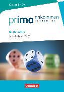 Cover-Bild zu Prima ankommen, Im Fachunterricht, Mathematik: Klasse 8-10, Arbeitsbuch DaZ mit Lösungen von Bockhorn-Vonderbank, Michael