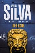 Cover-Bild zu Der Raub (eBook) von Silva, Daniel