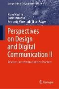 Cover-Bild zu Perspectives on Design and Digital Communication II (eBook) von Martins, Nuno (Hrsg.)