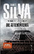 Cover-Bild zu Die Attentäterin (eBook) von Silva, Daniel