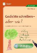 Cover-Bild zu Gedichte schreiben - aber wie? von Werner, Karen