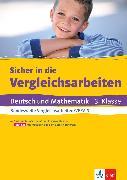 Cover-Bild zu Klett Sicher in die Vergleichsarbeiten (eBook) von Lassert, Ursula