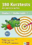 Cover-Bild zu Klett 380 Kurztests, die wirklich helfen - Deutsch und Mathematik 2. Klasse (eBook) von Lassert, Ursula