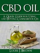 Cover-Bild zu CBD Oil (eBook) von Brown, Louise J.