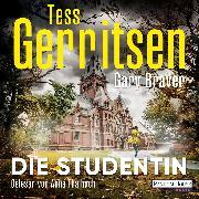 Cover-Bild zu Die Studentin (Audio Download) von Gerritsen, Tess