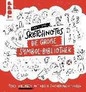 Cover-Bild zu Sketchnotes. Die große Symbol-Bibliothek (eBook) von Roßa, Nadine