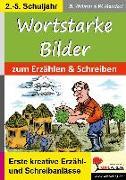 Cover-Bild zu Wortstarke Bilder zum Erzählen und Schreiben (eBook) von Wehren, Bernd