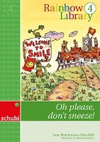 Cover-Bild zu Rainbow Library 4. Oh please, don't sneeze