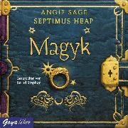 Cover-Bild zu Septimus Heap. Magyk (Audio Download) von Sage, Angie