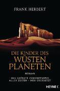 Cover-Bild zu Die Kinder des Wüstenplaneten von Herbert, Frank