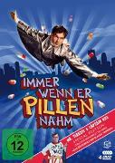 Cover-Bild zu Immer wenn er Pillen nahm - Special Edition von Stephen Strimpell (Schausp.)