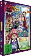 Cover-Bild zu One Piece 3 - Chopper auf der Insel der seltsamen Tiere von Hashimoto, Hiroshi