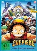 Cover-Bild zu One Piece 4 - Das Dead End Rennen von Oda, Eiichiro