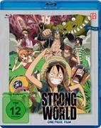 Cover-Bild zu One Piece 10 - Strong World von Oda, Eiichiro