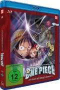 Cover-Bild zu One Piece 5 - Der Fluch des heiligen Schwerts von Oda, Eiichiro