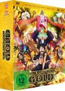 Cover-Bild zu One Piece 12 - One Piece Gold von Bickham, Clint