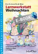 Cover-Bild zu Lernwerkstatt Weihnachten - 3./4. Klasse (eBook) von Weber, Nicole