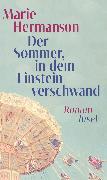 Cover-Bild zu Hermanson, Marie: Der Sommer, in dem Einstein verschwand (eBook)
