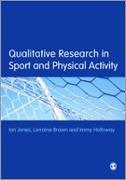 Cover-Bild zu Qualitative Research in Sport and Physical Activity von Jones, Ian