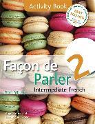 Cover-Bild zu Facon de Parler 2 5ED von Aries, Angela