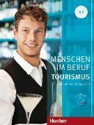 Cover-Bild zu Menschen im Beruf - Tourismus A2 von Schümann, Anja