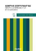 Cover-Bild zu Prüfung Express. Goethe-Zertifikat B2. Deutschprüfung für Erwachsene von Stiebeler, Heide