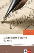 Cover-Bild zu Douze chefs-d'oeuvre du récit