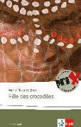 Cover-Bild zu Fille des crocodiles von Ehret, Marie-Florence