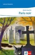 Cover-Bild zu Paris noir von Gauvillé, Marie