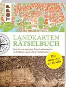 Cover-Bild zu Landkarten Rätselbuch - die Rätselinnovation