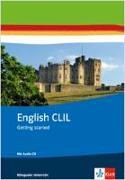 Cover-Bild zu English CLIL. Getting startet. Arbeitsheft mit Audio-CD Klasse 5/6 von Horner, Marion