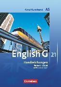 Cover-Bild zu English G 21, Ausgabe A, Abschlussband 5: 9. Schuljahr - 5-jährige Sekundarstufe I, Handreichungen für den Unterricht, Mit Kopiervorlagen
